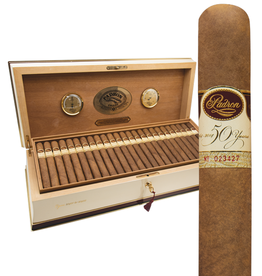 PADRON PADRON 50TH 50 YEARS ANNIVERSARY NATURAL SINGLE