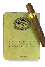 PADRON CIGAR CO. PADRON SERIES CORTICO NATURAL TIN single