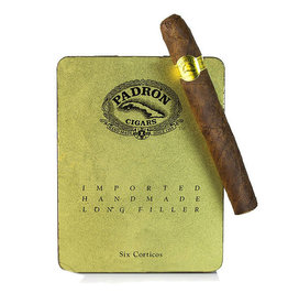 PADRON PADRON SERIES CORTICOS NATURAL TIN single