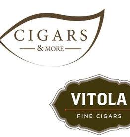Laudisi Pipes and Tobacco ROSSI PIPE VITTORIA 8614 6MM