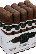 Asylum Cigars SCHIZO 50x6 20CT. BUNDLE