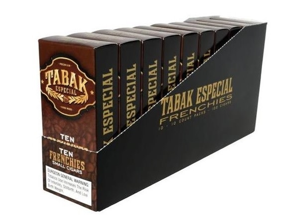 Tabak Especial TABAK ESPECIAL FRENCHIES 10CT. PACK 10CT. BOX