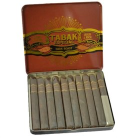 Tabak Especial TABAK ESPECIAL NEGRA DARK ROAST 10ct. TIN single