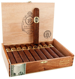 TATUAJE TATUAJE TAA 2020 52nd 20ct. BOX