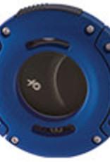 XIKAR INC. XIKAR 403BL XO CUTTER BLUE WITH BLACK BLADES