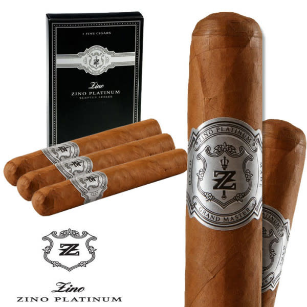 ZINO ZINO PLATINUM SCEPTER LOW RIDER 16CT. BOX