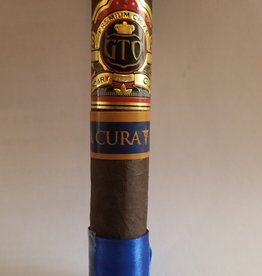 GTO GTO La Cura Maduro Robusto 5x52 Blue single