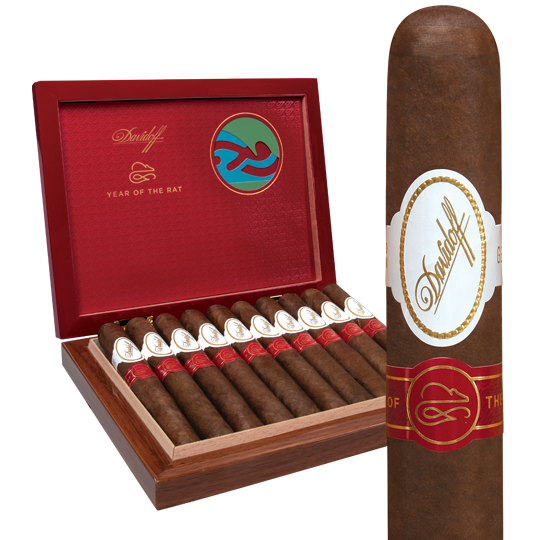 DAVIDOFF OF GENEVA DAVIDOFF YEAR OF THE RAT single