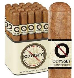 Odyssey ODYSSEY CONNECTICUT ROBUSTO 5X50 20CT. BOX BUNDLE