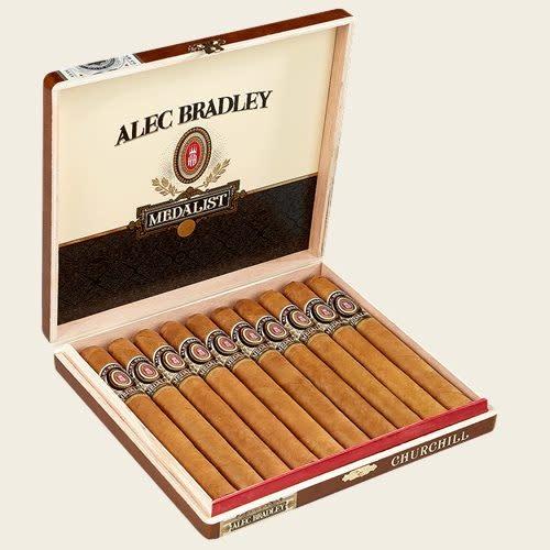 Alec Bradley Medalist ALEC BRADLEY MEDALIST GORDO 6X60 10CT. BOX