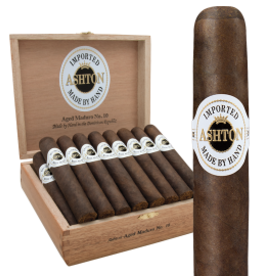 Ashton ASHTON MADURO #10 25CT. BOX