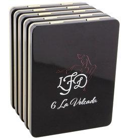 LA FLOR DOMINICANA LFD LA VOLCADA 6ct. Tins 5ct. box
