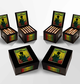 FOUNDATIONS CIGAR CO. THE UPSETTERS DJANGO 5x54 20CT. BOX