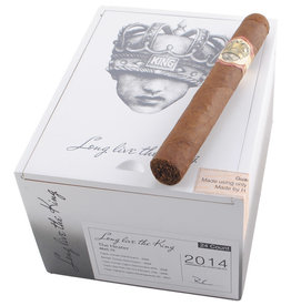 Other Brands LONG LIVE THE KING COROJO PETITE DOUBLE WIDE SHORT CHURCHILL 52X6 24CT. BOX