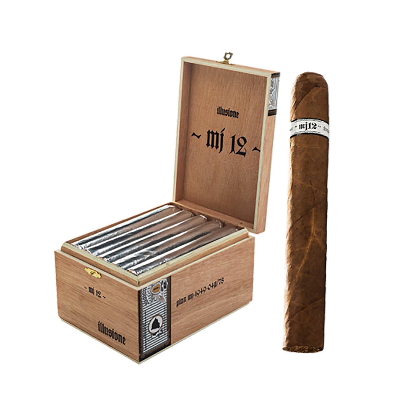 ILLUSIONE ILLUSIONE MJ12 MADURO 20CT BOX