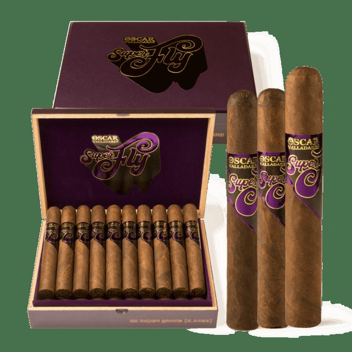 OV Cigars (Oscar) LEAF BY OSCAR Super Fly Gordo 6.5x60 20ct. box