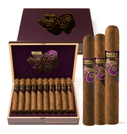 OV Cigars (Oscar) LEAF BY OSCAR Super Fly Toro 6x54 20ct. box