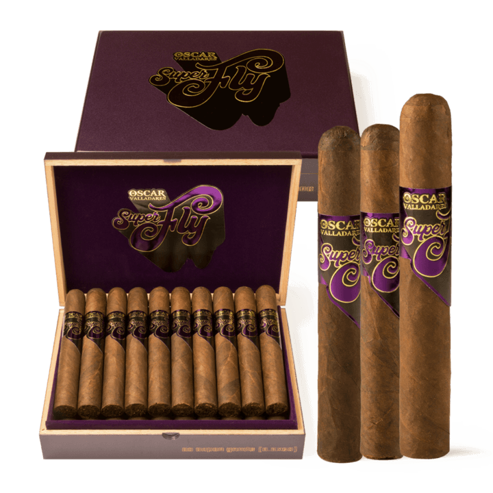 OV Cigars (Oscar) LEAF BY OSCAR Super Fly Toro 6x54 single