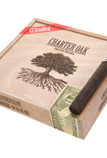 FOUNDATIONS CIGAR CO. CHARTER OAK CT BROADLEAF MADURO TORO 6X52 20CT BOX