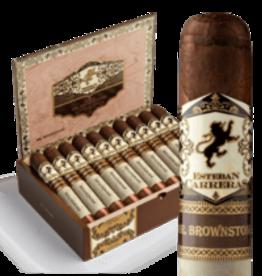 ESTEBAN CARRERAS MR BROWNSTONE TORO GRANDE 6X52 20CT. BOX