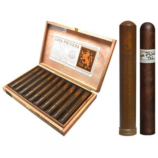 DREW ESTATE LIGA PRIVADA T52 TORO TUBO single