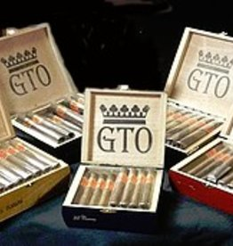 GTO GTO PAIN KILLER COROJO FIGURADO 6.5X54 24ct. Box