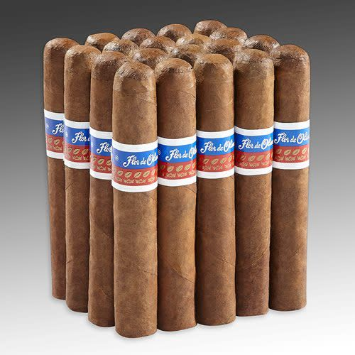 OLIVA FAMILY CIGARS FLOR DE OLIVA CHURCHILL 7X50 20CT. BUNDLE Box