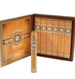 PERDOMO CIGAR CO. PERDOMO BBA HABANO CONNECTICUT EPICURE 6CT. GIFT SET