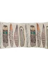 Coral & Tusk Lumbar Pillow Large Feather