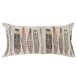 The Birch Store Lumbar Pillow Large Feather^