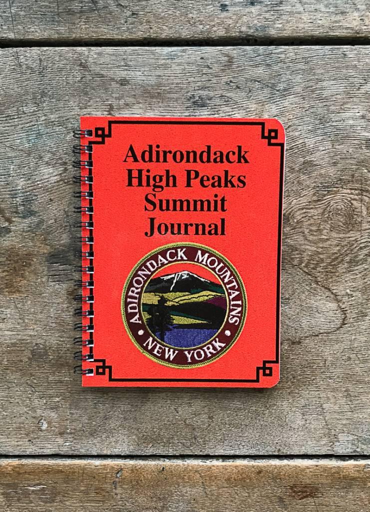 Mountaineer ADK High Peaks Summit Journal