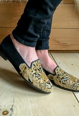 The Birch Store Big Cat Needlepoint Loafer
