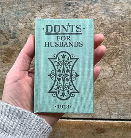 MacMillan Don'ts for Husbands