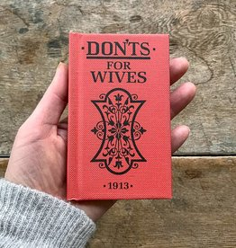 MacMillan Don'ts for Wives