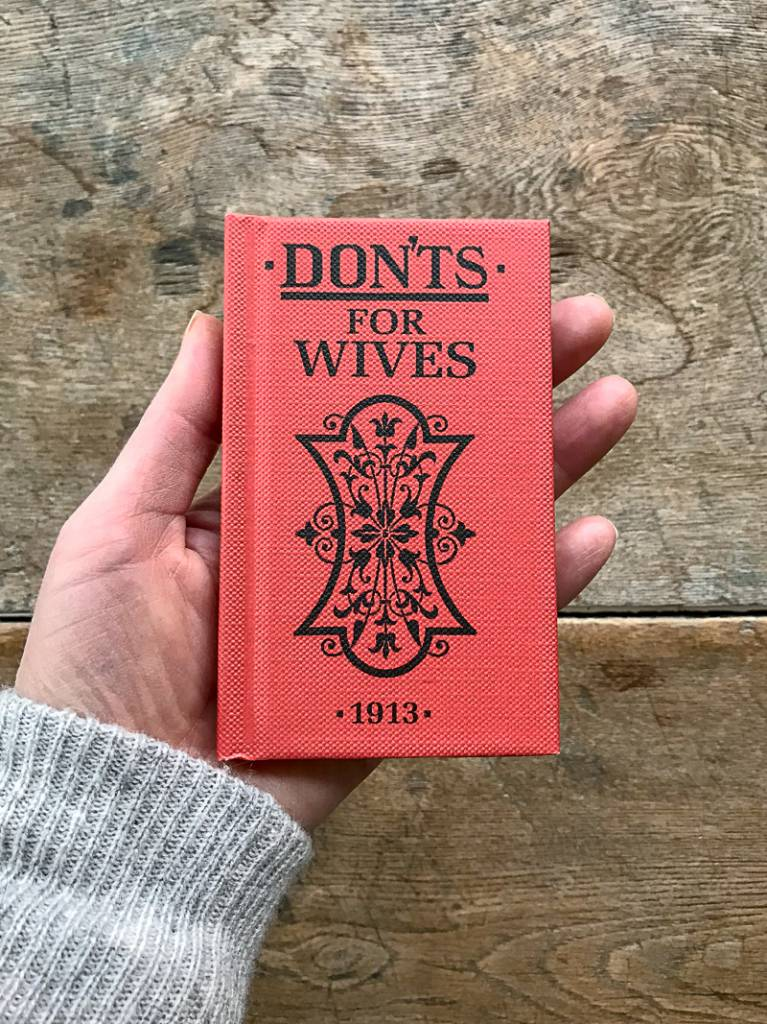 The Birch Store Don'ts for Wives