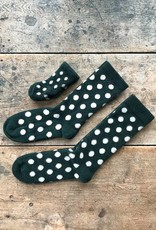 lisa b. Men's Wool Cashmere Sock