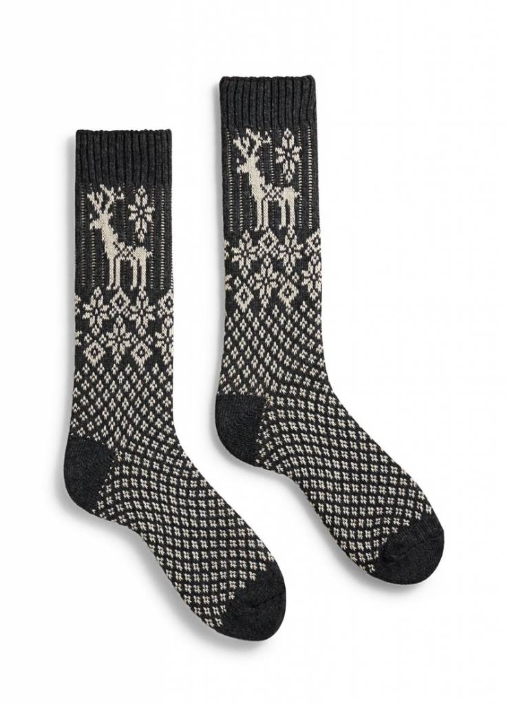 The Birch Store Men's Wool Cashmere Sock