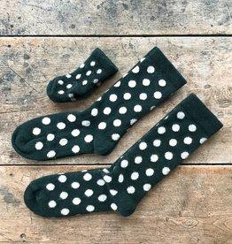 lisa b. Wool Cashmere Baby Socks