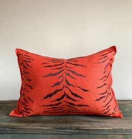 The Birch Store Tiger Stripe Pillow