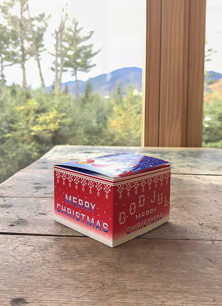 The Birch Store Swedish Christmas Soap