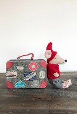 The Birch Store Travel Pixie Mouse in Suitcase