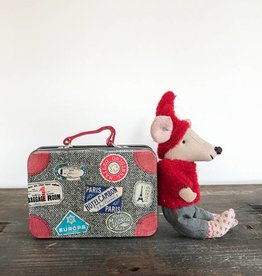 Maileg Pixie Mouse in Suitcase