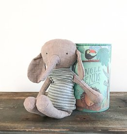 The Birch Store Linen Elephant