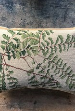 The Birch Store Medium Leaf Fern Pillow
