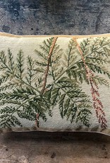 The Birch Store Feathery Fern Pillow