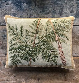 Michaelian Home Feathery Fern Pillow