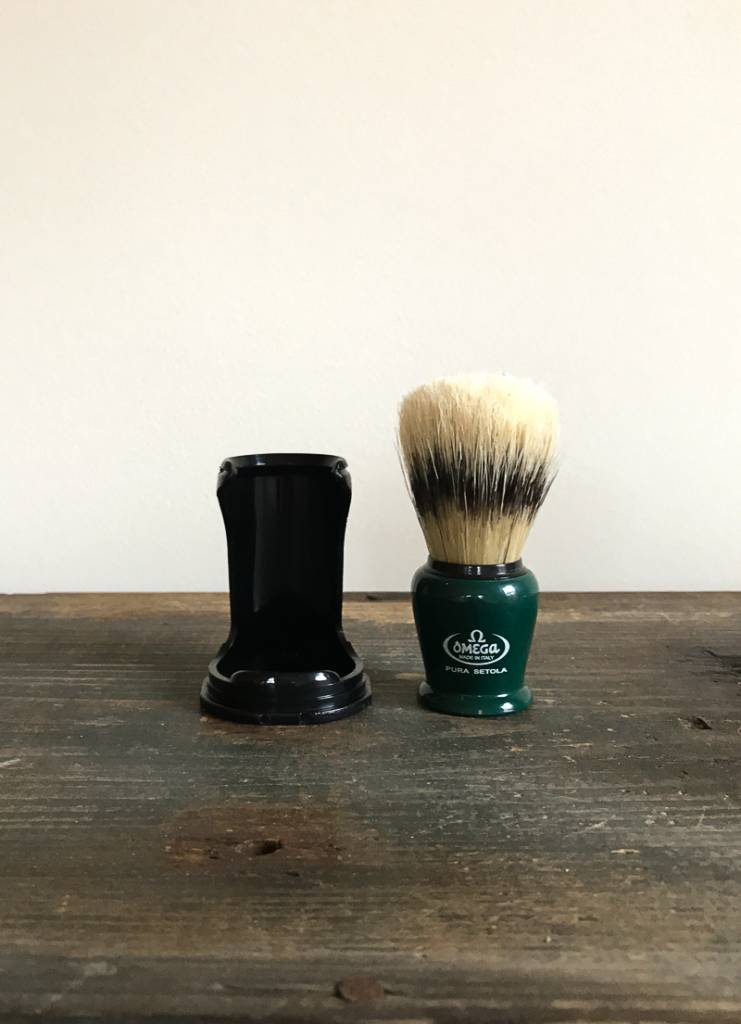 The Birch Store Italian Shaving Brush