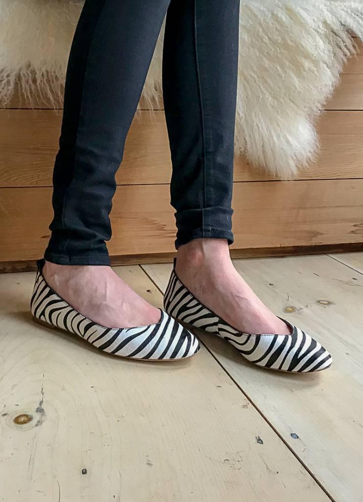 The Birch Store Linley Zebra Flat