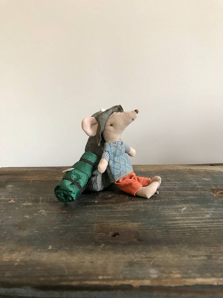 The Birch Store Hiker Mouse in Pants