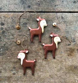 The Birch Store Fawn Ornament